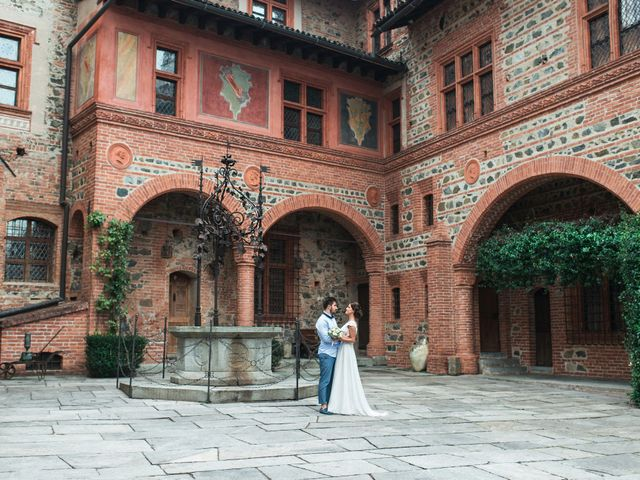 Il matrimonio di Eugenio e Vittoria a Ivrea, Torino 23