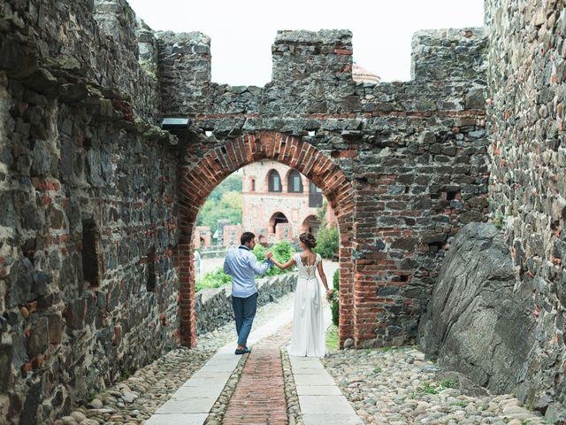 Il matrimonio di Eugenio e Vittoria a Ivrea, Torino 25