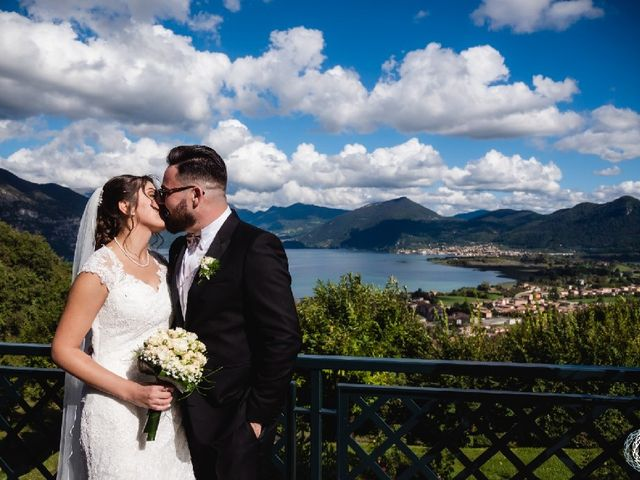Le nozze di Carmen e Christian