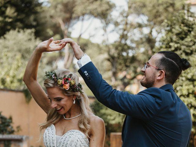 Il matrimonio di Claudio e Caterina a Roma, Roma 5