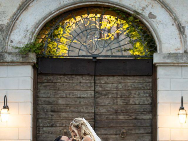 Il matrimonio di Claudio e Caterina a Roma, Roma 14