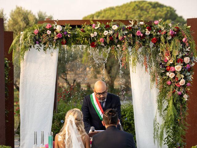 Il matrimonio di Claudio e Caterina a Roma, Roma 28