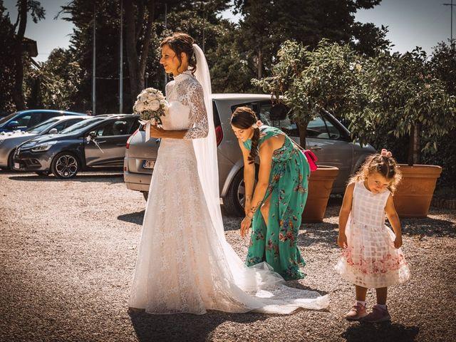 Il matrimonio di Gianluca e Elena a San Polo di Piave, Treviso 43