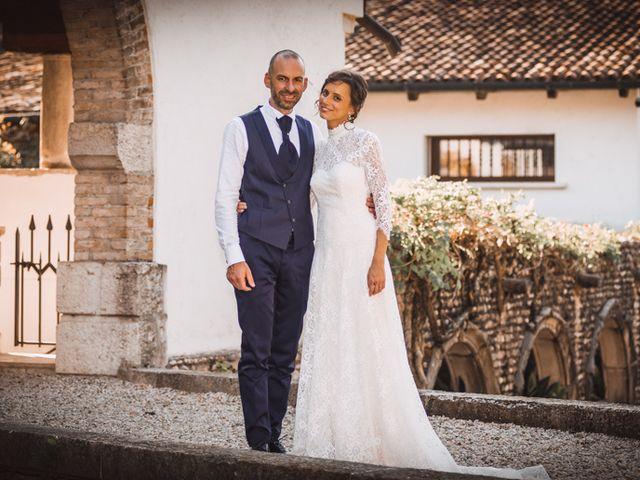 Il matrimonio di Gianluca e Elena a San Polo di Piave, Treviso 100