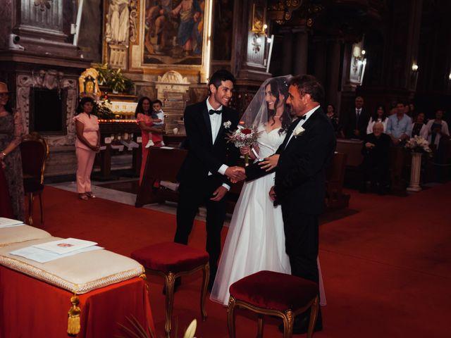 Il matrimonio di Jefferson e Erika a Roma, Roma 4