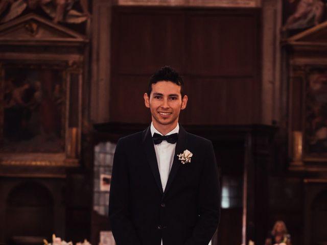 Il matrimonio di Jefferson e Erika a Roma, Roma 5