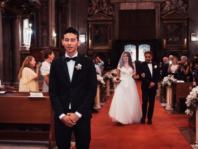 Il matrimonio di Jefferson e Erika a Roma, Roma 6