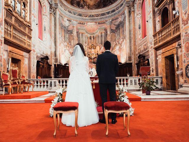 Il matrimonio di Jefferson e Erika a Roma, Roma 7