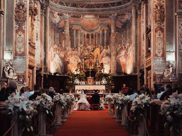 Il matrimonio di Jefferson e Erika a Roma, Roma 8