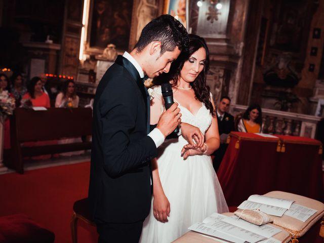 Il matrimonio di Jefferson e Erika a Roma, Roma 10