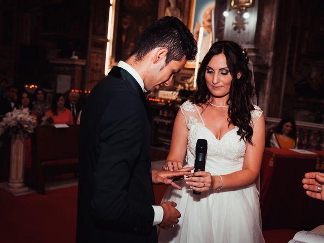 Il matrimonio di Jefferson e Erika a Roma, Roma 11