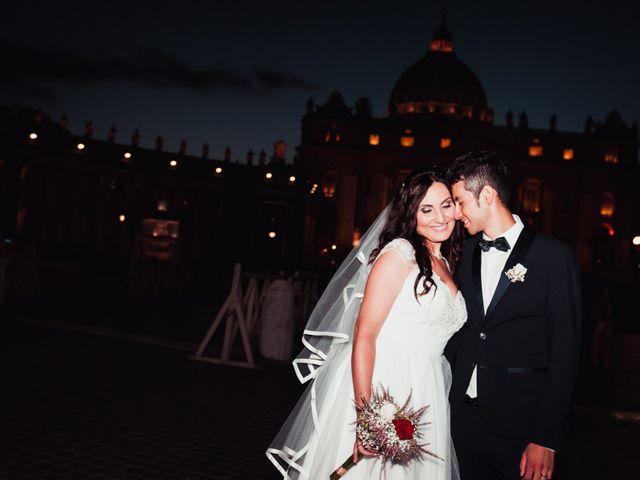 Il matrimonio di Jefferson e Erika a Roma, Roma 12