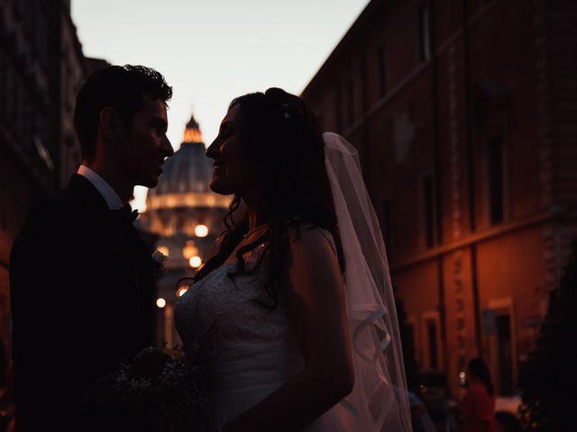 Il matrimonio di Jefferson e Erika a Roma, Roma 13