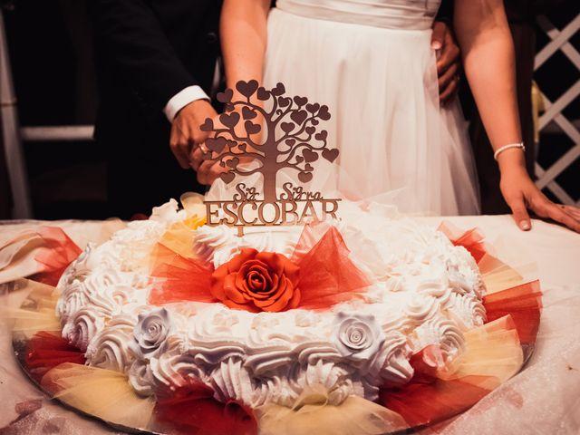 Il matrimonio di Jefferson e Erika a Roma, Roma 21
