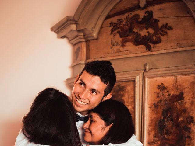 Il matrimonio di Jefferson e Erika a Roma, Roma 22