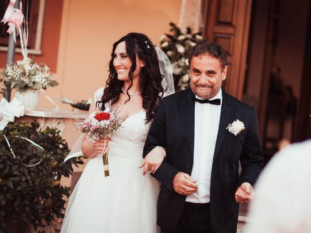 Il matrimonio di Jefferson e Erika a Roma, Roma 27