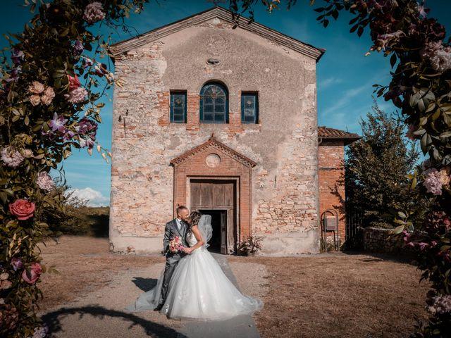 Le nozze di Valentina e Enrico