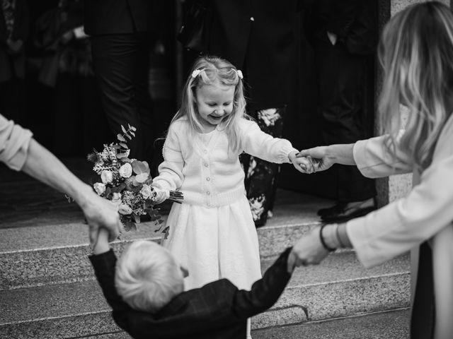Le nozze di Luisa e Tomasz
