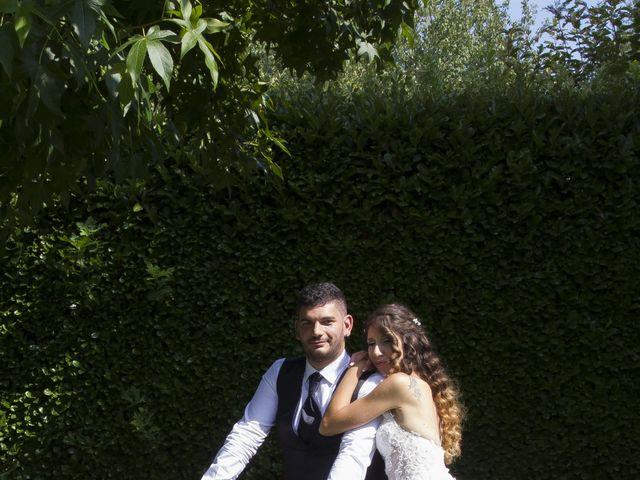 Il matrimonio di Claudio e Luana a Ceriano Laghetto, Monza e Brianza 3