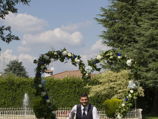 Il matrimonio di Claudio e Luana a Ceriano Laghetto, Monza e Brianza 6