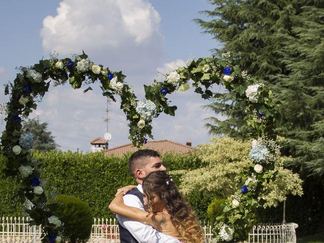 Il matrimonio di Claudio e Luana a Ceriano Laghetto, Monza e Brianza 8
