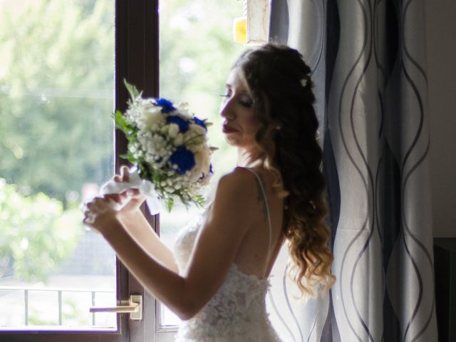 Il matrimonio di Claudio e Luana a Ceriano Laghetto, Monza e Brianza 27