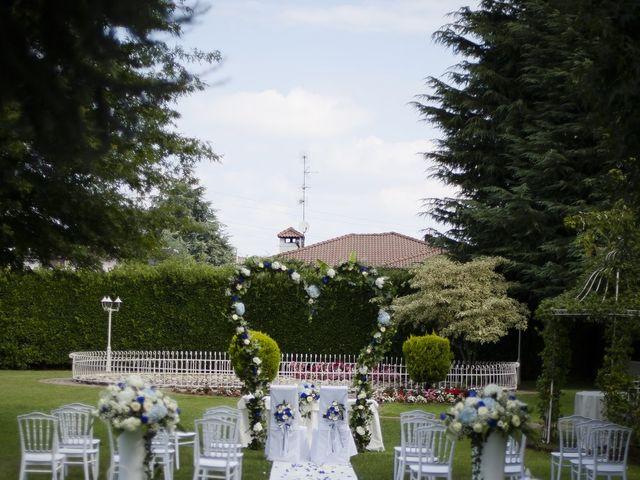 Il matrimonio di Claudio e Luana a Ceriano Laghetto, Monza e Brianza 34