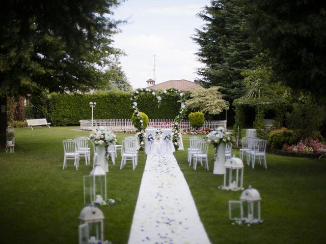 Il matrimonio di Claudio e Luana a Ceriano Laghetto, Monza e Brianza 35