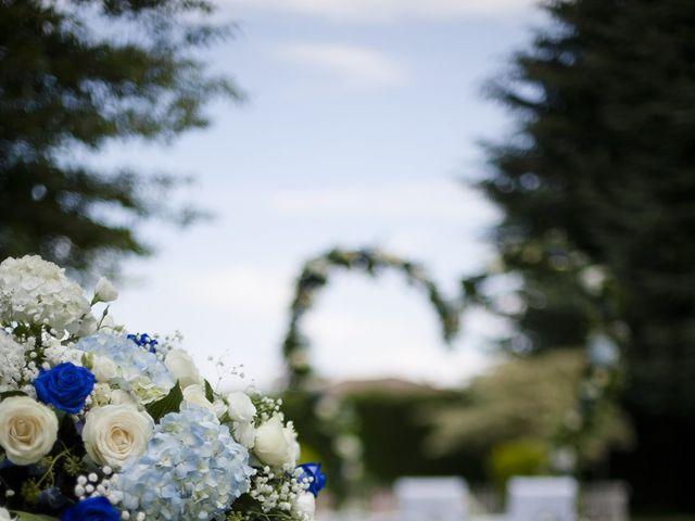 Il matrimonio di Claudio e Luana a Ceriano Laghetto, Monza e Brianza 36