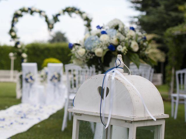 Il matrimonio di Claudio e Luana a Ceriano Laghetto, Monza e Brianza 39