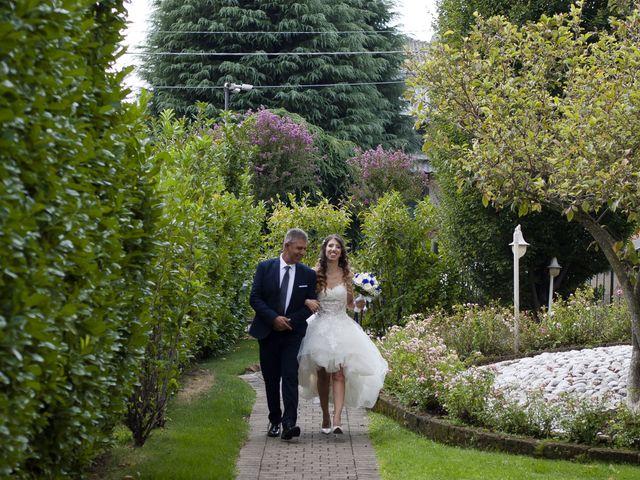 Il matrimonio di Claudio e Luana a Ceriano Laghetto, Monza e Brianza 40