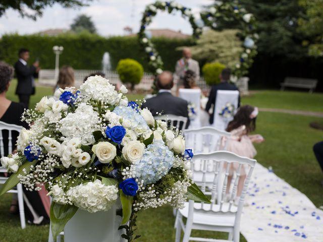 Il matrimonio di Claudio e Luana a Ceriano Laghetto, Monza e Brianza 42