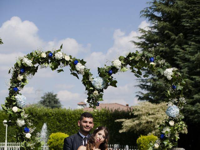 Il matrimonio di Claudio e Luana a Ceriano Laghetto, Monza e Brianza 46