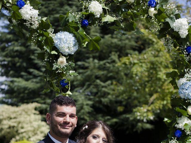Il matrimonio di Claudio e Luana a Ceriano Laghetto, Monza e Brianza 47