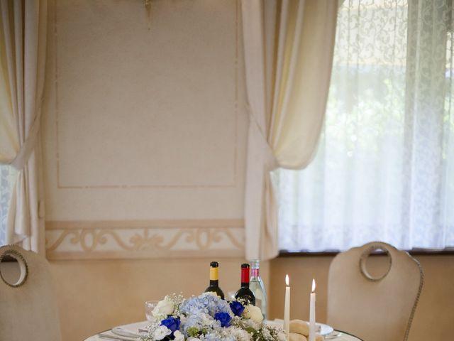 Il matrimonio di Claudio e Luana a Ceriano Laghetto, Monza e Brianza 54