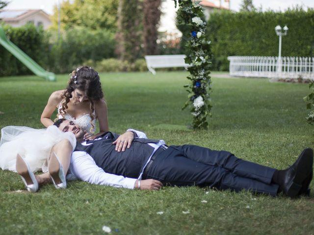 Il matrimonio di Claudio e Luana a Ceriano Laghetto, Monza e Brianza 60