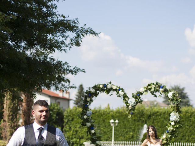 Il matrimonio di Claudio e Luana a Ceriano Laghetto, Monza e Brianza 61
