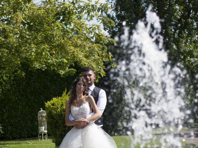 Il matrimonio di Claudio e Luana a Ceriano Laghetto, Monza e Brianza 62
