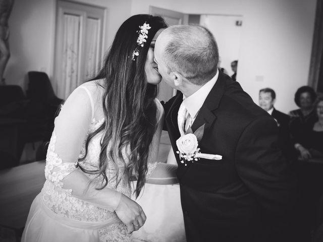 Le nozze di Analou e Simone