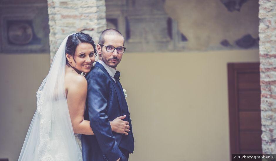 Il matrimonio di Costanzo e Federica a Città Sant'Angelo, Pescara