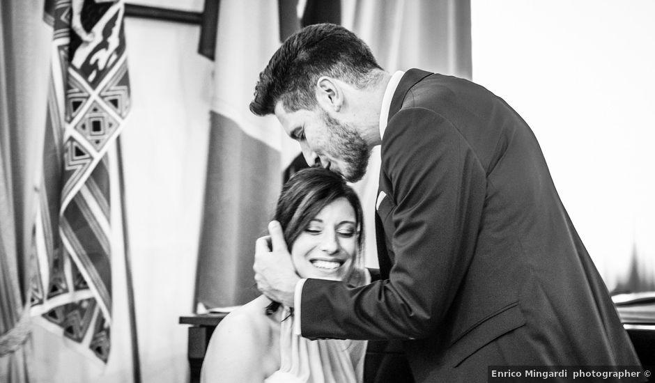 Il matrimonio di Dario e Erica a Quinto Vicentino, Vicenza