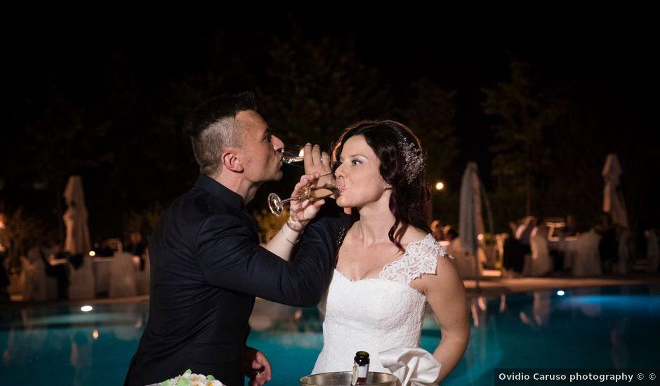 Il matrimonio di Marco e Sara a Torre de' Passeri, Pescara