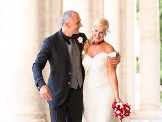 Le nozze di flavia e andrea federico