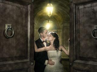 Le nozze di Daiana e Federico
