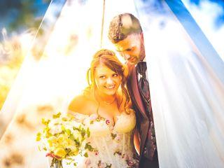Le nozze di Clara e Fabio