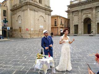 Le nozze di Jacopo e Valentina