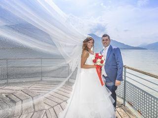 Le nozze di Paola  e Oscar