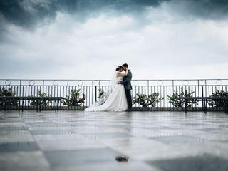 Le nozze di Daniel e Enza