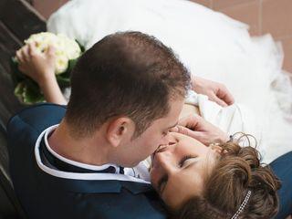 Le nozze di Ilenia e Leonardo