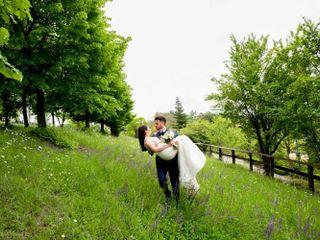 Le nozze di Alexandra e Fabio